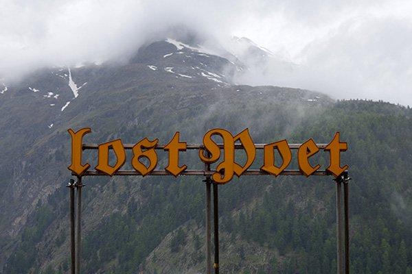Gael Grivet, Lost Poet
